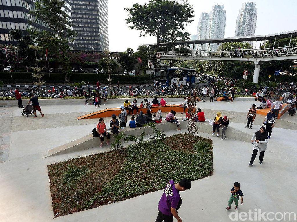 Lebak Bulus Bakal Jadi Dukuh Atas Kedua di Jakarta