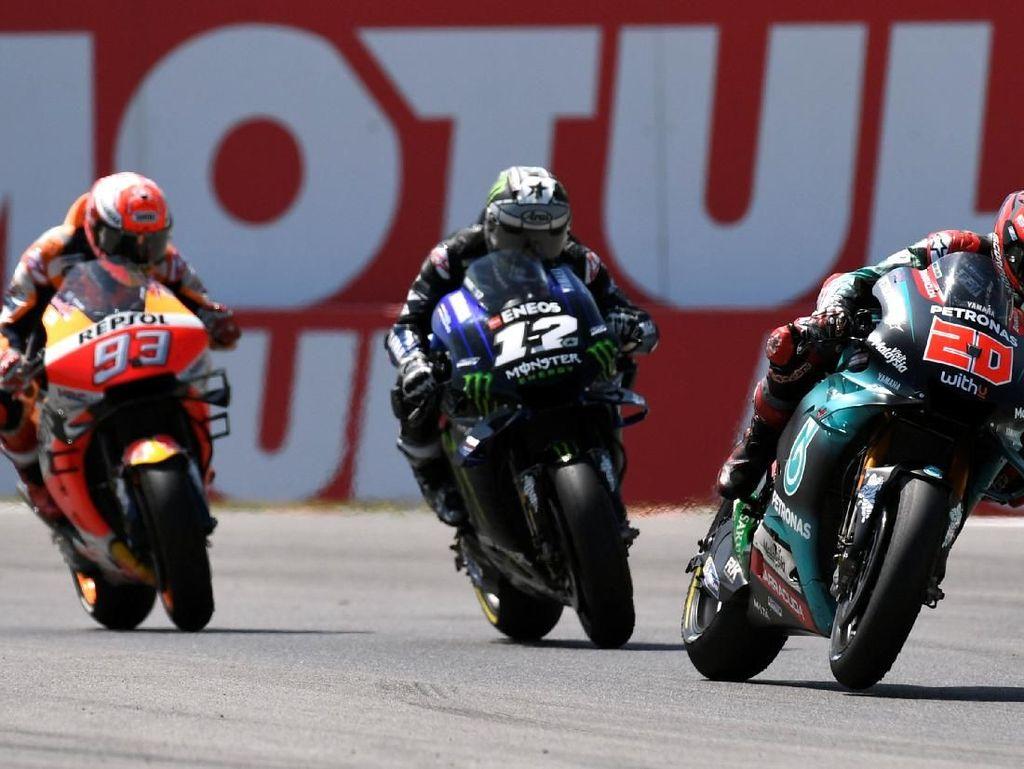 Klasemen MotoGP Usai Balapan di Belanda: Marquez Jauhi Dovizioso