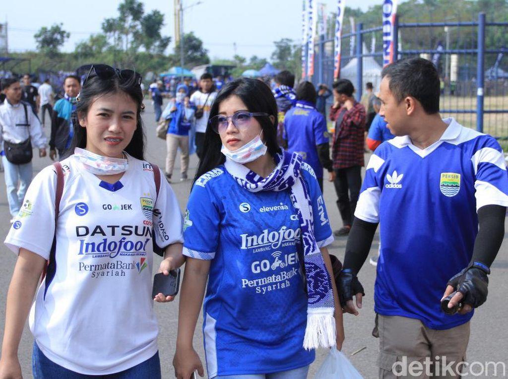 Ada Persib vs Bhayangkara FC, Si Jalak Harupat Membiru Total