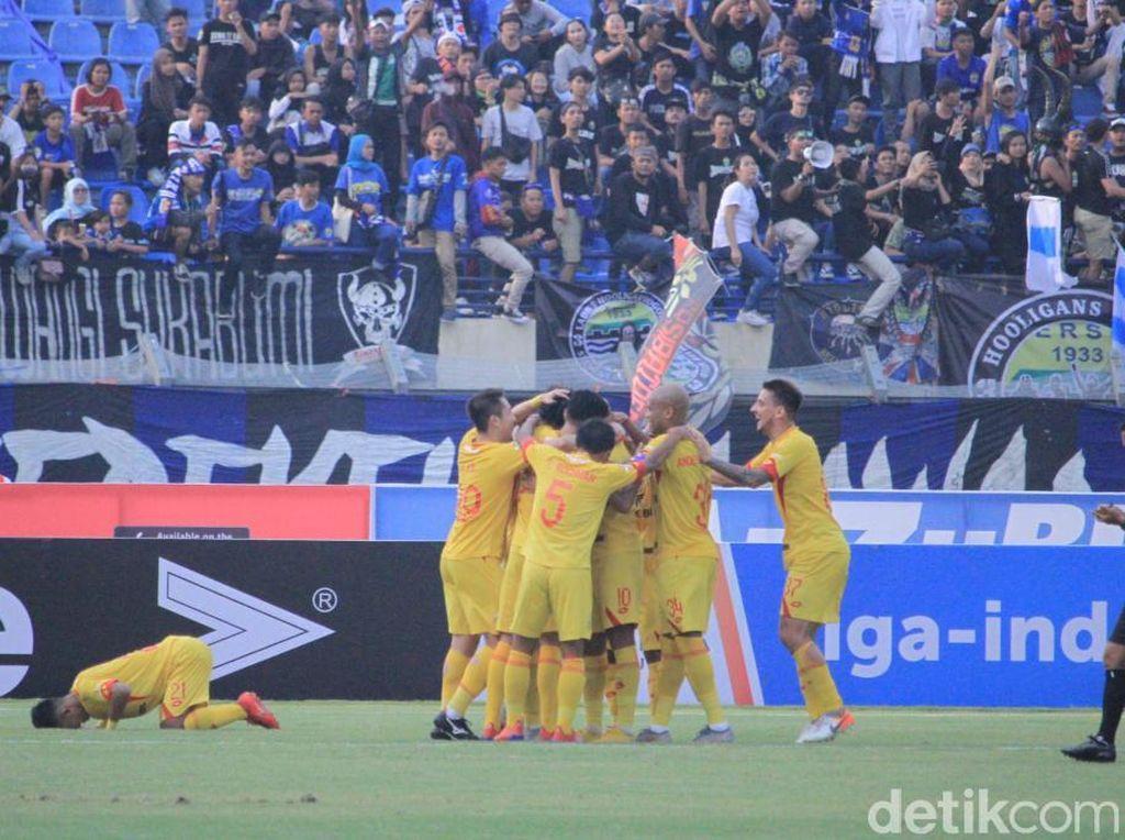 Bhayangkara FC Menang, Alfredo Vera Senang Bukan Main