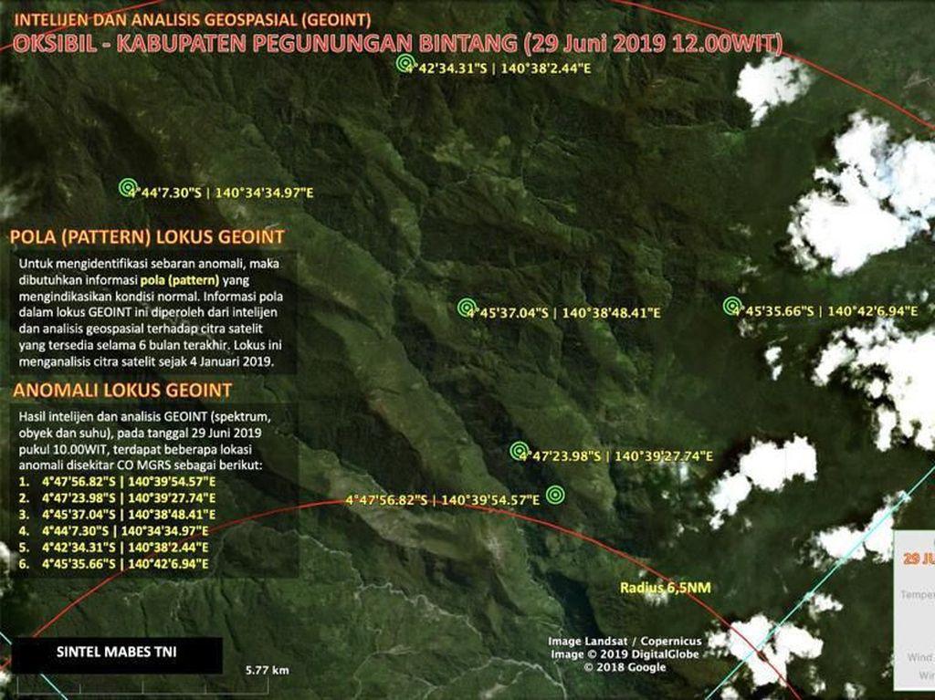 Heli TNI yang Hilang Juni 2019 Diduga Ditemukan di Pegunungan Bintang