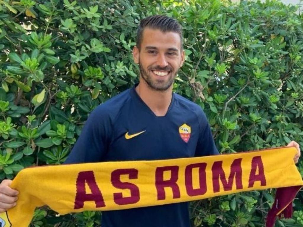 Video: Roma-Juve Tukar Guling Pellegrini dengan Spinazzola