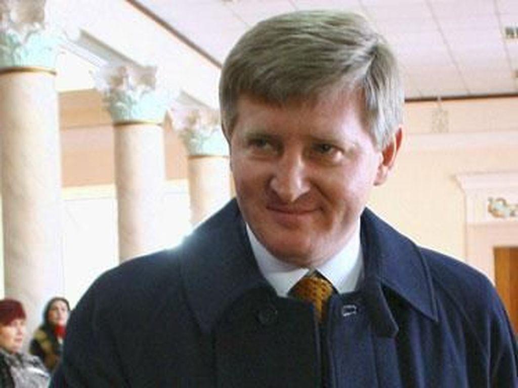 Rinat Akhmetov, Orang Terkaya Ukraina yang Dituduh jadi Gembong Mafia