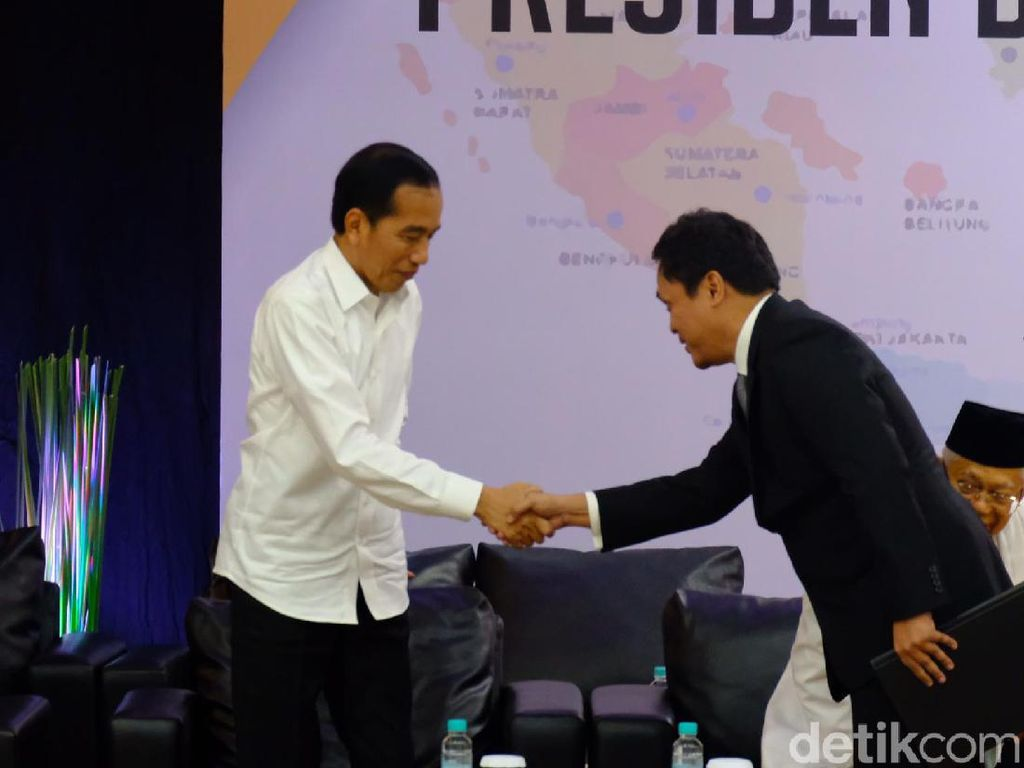 Wakili Prabowo Terima Keputusan KPU, Habiburokhman Salami Jokowi