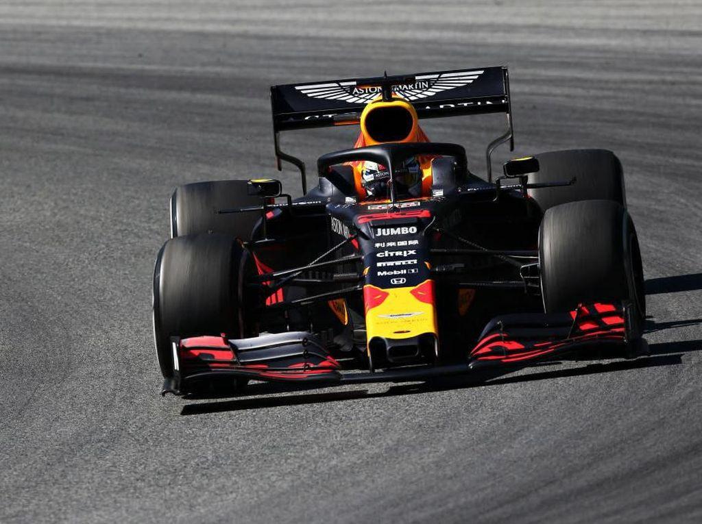 Salip Leclerc Jelang Finis, Verstappen Menangi GP Austria