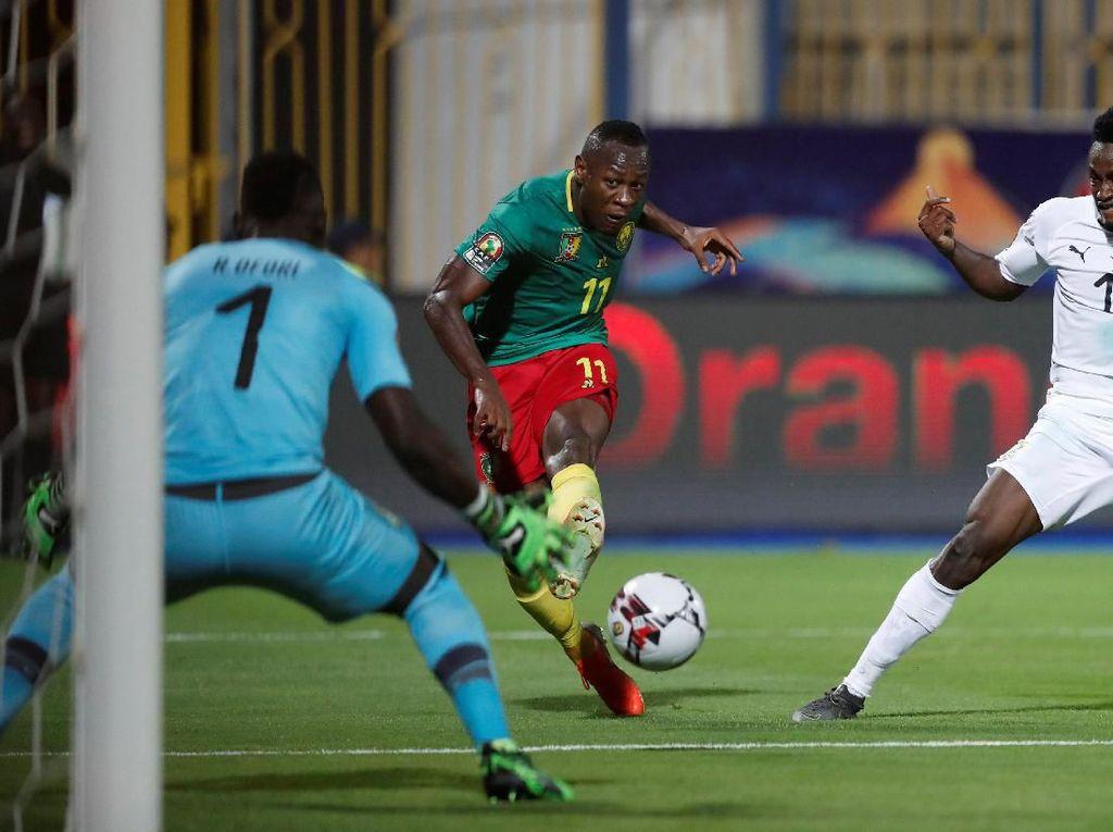 Piala Afrika 2019: Kamerun Seri Tanpa Gol dengan Ghana