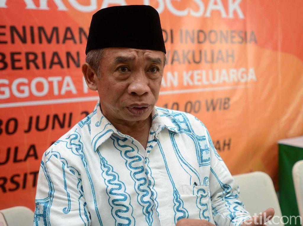 Pelawak Nurul Qomar Daftar Cawalkot Depok Lewat PDIP