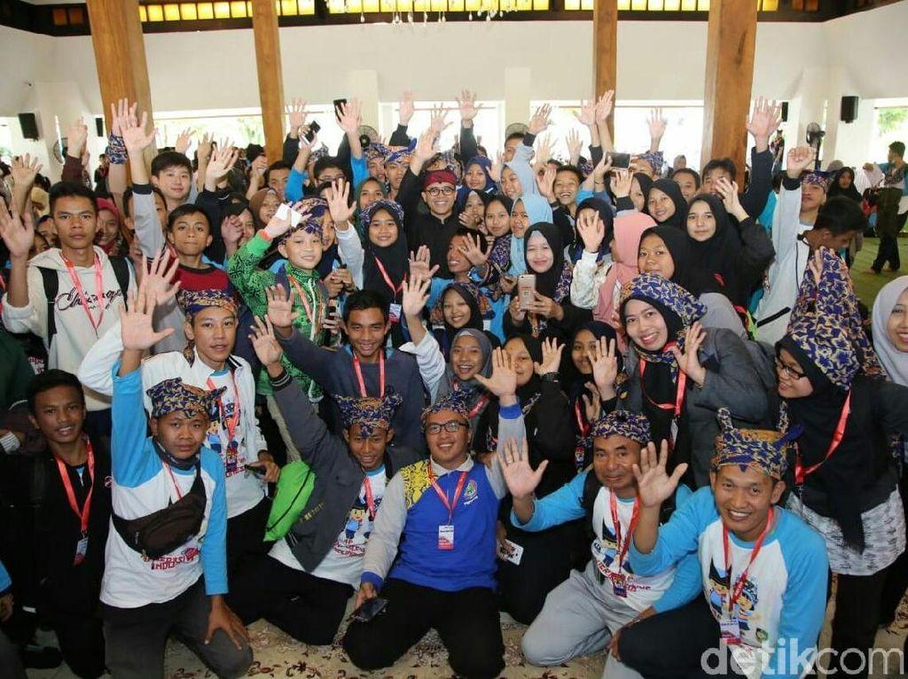 Perkemahan Ilmiah Remaja di Banyuwangi Disebut Terbaik dalam Sejarah
