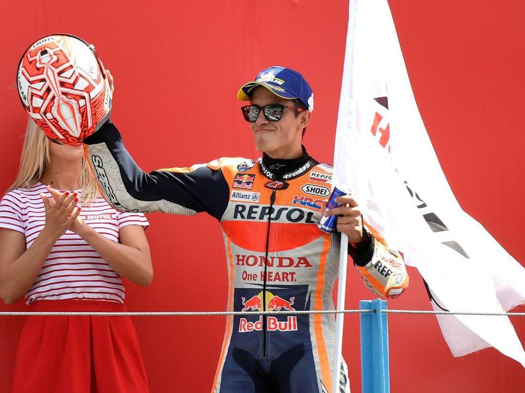 Marquez: Podium Dua yang Rasanya Seperti Kemenangan