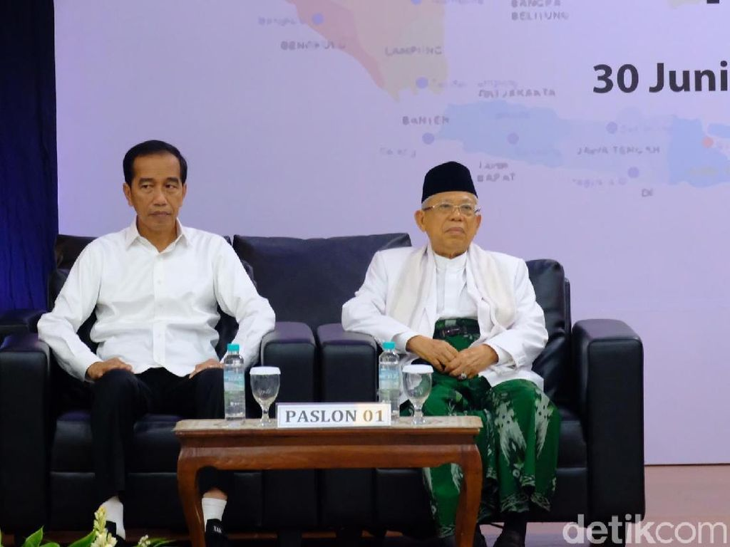 Politikus PDIP: Menteri Jokowi-Maruf yang Penting Setia