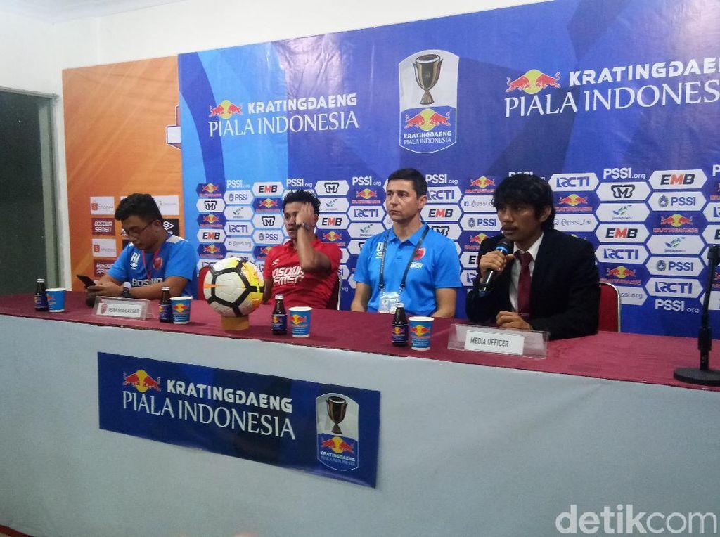 Kepercayaan Diri yang Bawa PSM Taklukkan Madura United