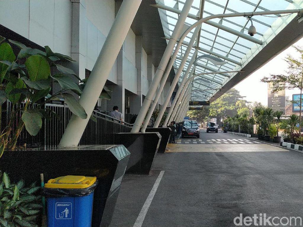 Video Sepinya Bandara Bandung Usai Penerbangan Dialihkan ke Kertajati