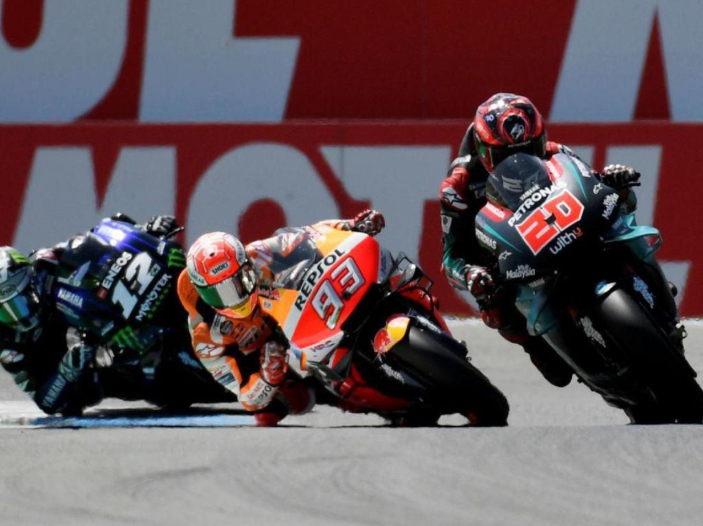 Marquez: Quartararo Tunjukkan Potensi Yamaha Sebenarnya