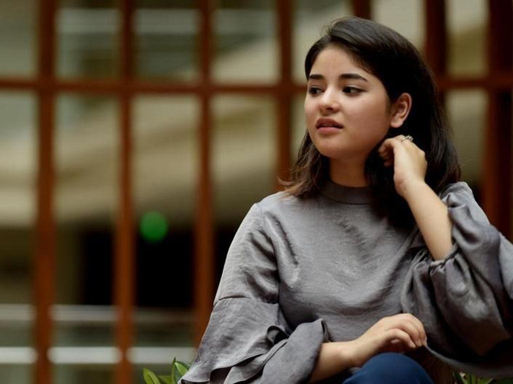 Dianggap Tak Islami hingga Diancam Dibunuh, Cerita Hijrah Zaira Wasim