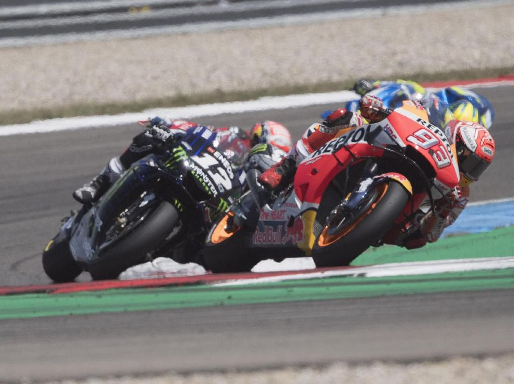 MotoGP Jerman, Saksikan Live Streaming di DetikSport