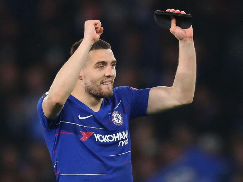 Resmi: Chelsea Permanenkan Mateo Kovacic