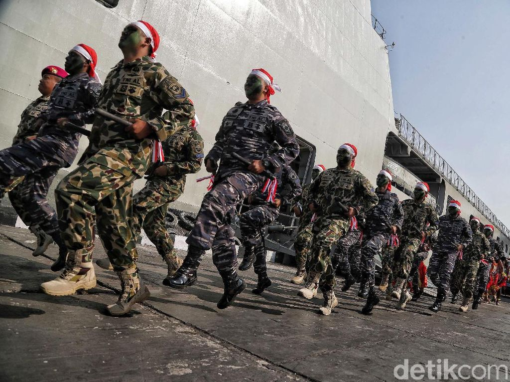 Jokowi Teken PP, WNI Bisa Jadi Komponen Cadangan Berpangkat TNI