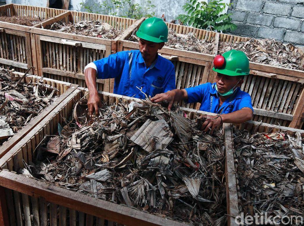 Pemkot Tangerang & Indonesia Power Olah Sampah Jadi Bahan Bakar PLTU