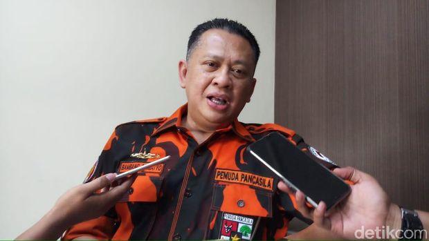 Bambang Soesatyo (Bamsoet)