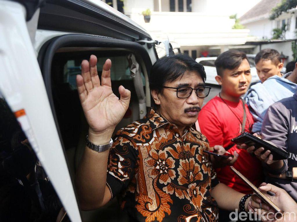 Disebut Ketua DPRD Ingin Jadi Wagub DKI, Adhyaksa Dault Angkat Bicara