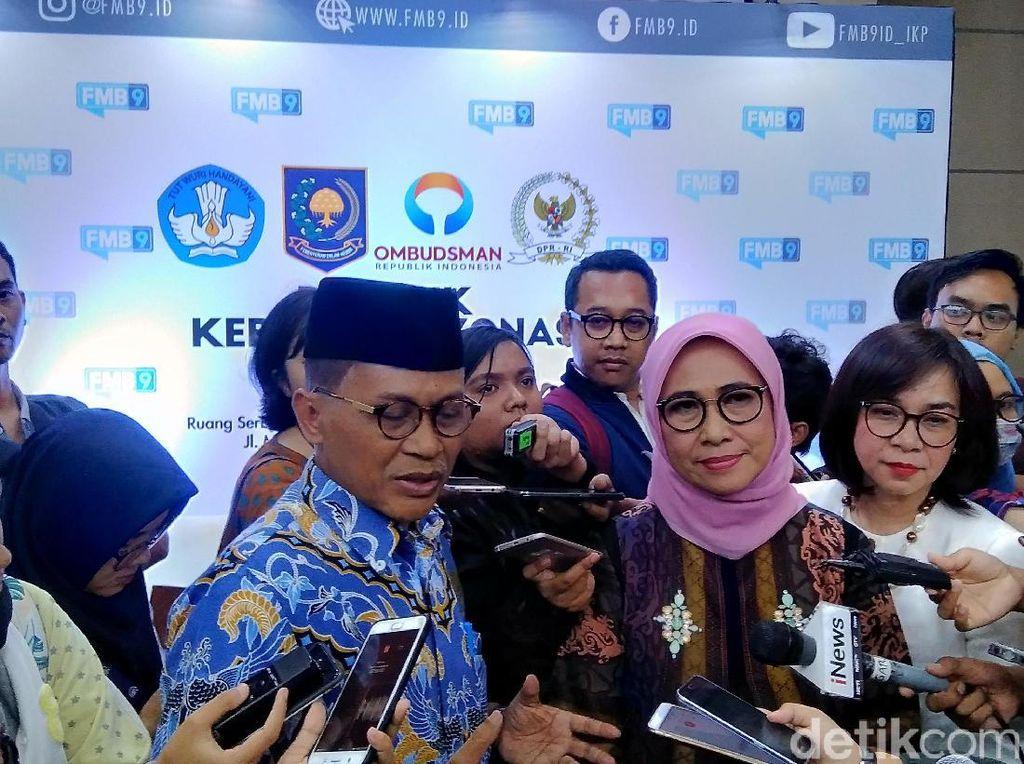 Ombudsman Temukan Jual-Beli Kursi PPDB 2019 di Jabar, Minta Uang Dikembalikan