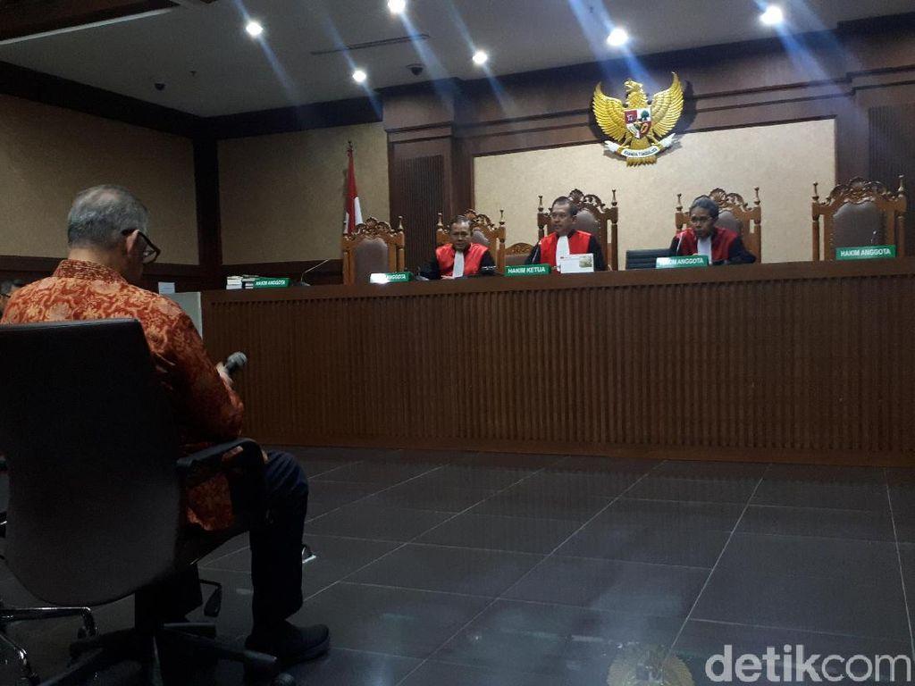 Jaksa KPK Minta Hakim Tolak Eksepsi Sofyan Basir
