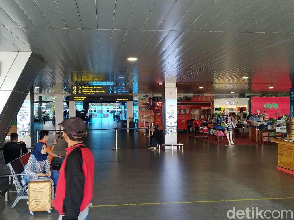 Jam Operasional Bandara Husein Sastranegara Dipersingkat