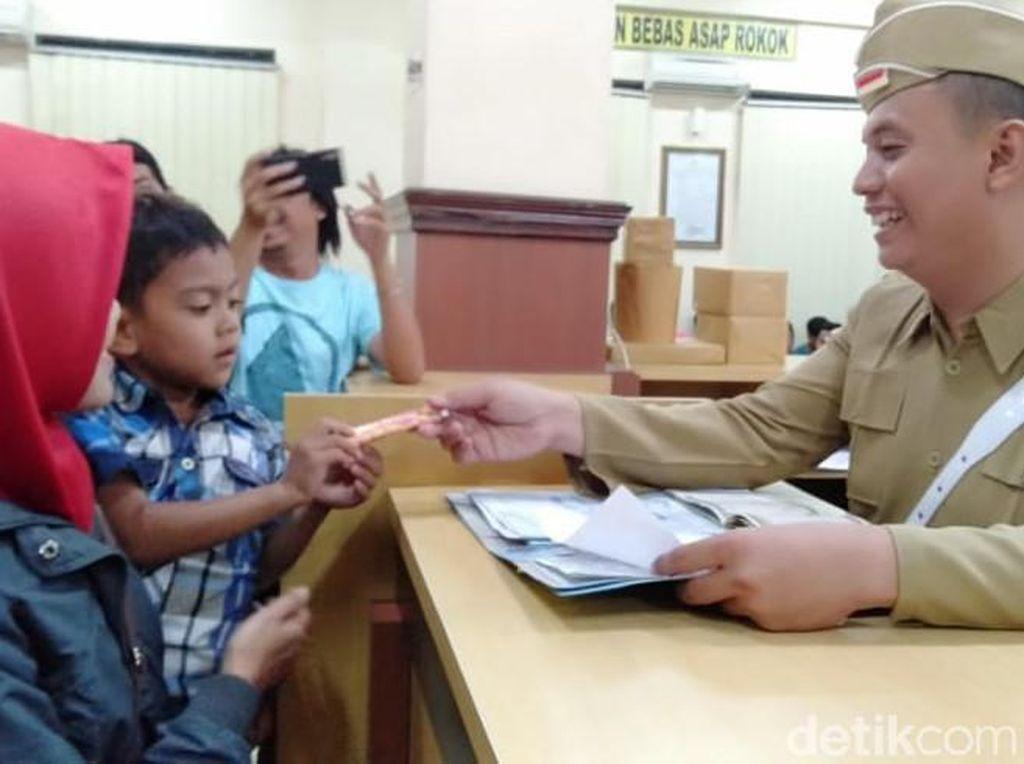 Hore, Warga Mojokerto Lahir 1 Juli Bisa Mendapat SIM Gratis