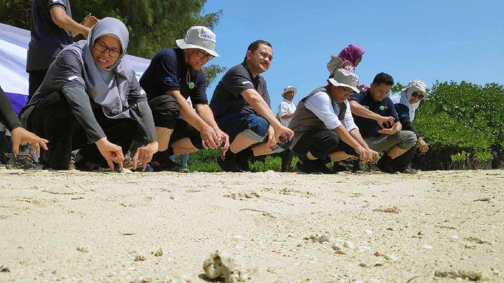 Festival Kampung Berseri di Pulau Pramuka