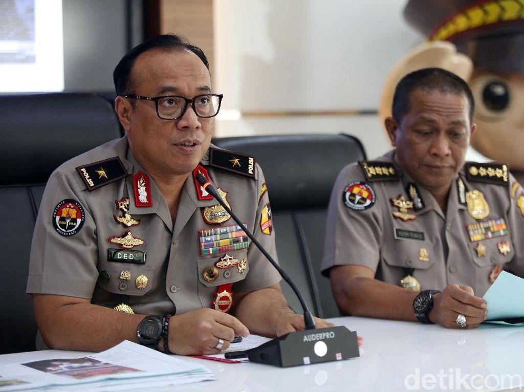 Polri Selidiki Unsur Pidana Terkait Blackout PLN di Separuh Jawa