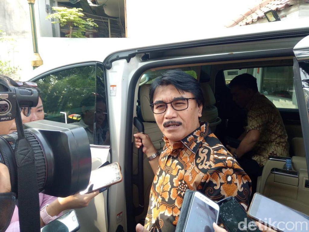 Bertemu Ketua DPRD DKI, Adhyaksa Dault Sarankan Posisi Wagub Segera Diisi