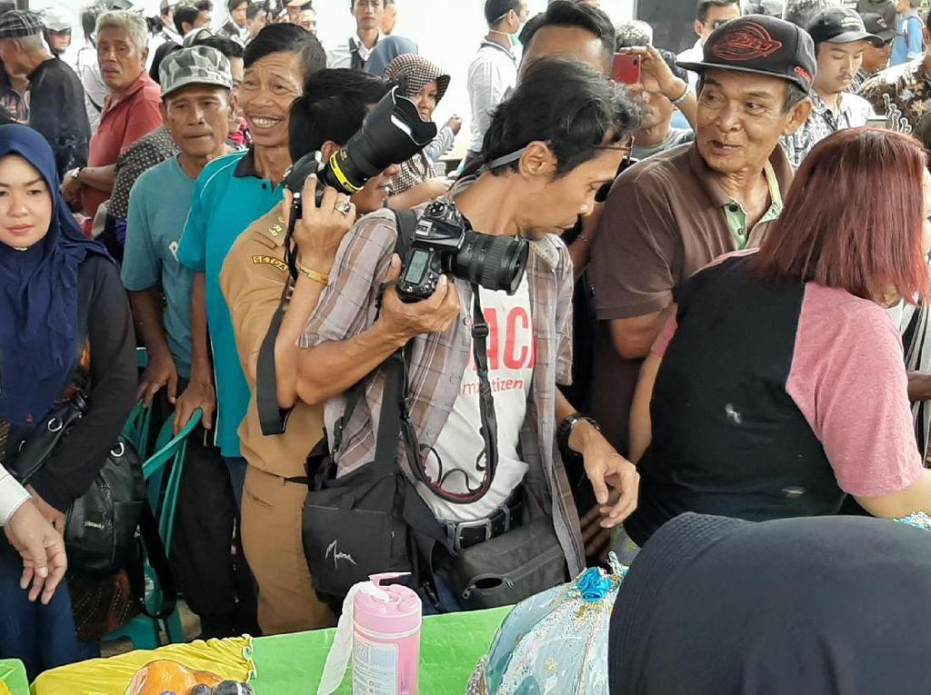 Tinjau Warga Terdampak Bencana di Sigi, Wiranto Berjanji Bangun Rumah Standar Antigempa
