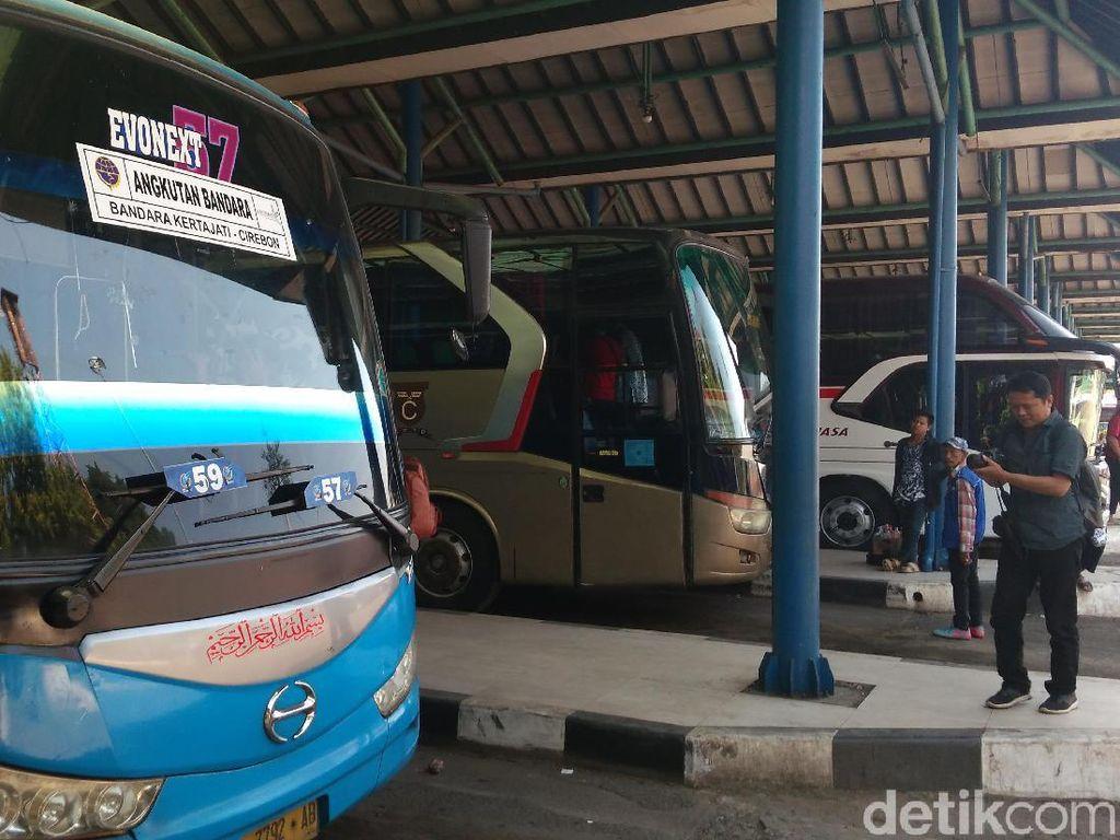 DAMRI Operasikan 3 Armada Bus dari Cirebon ke Kertajati