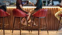 Slurpp! Ada Freddo Jelly Shot di Coffee Shop Berkonsep Bar Ini
