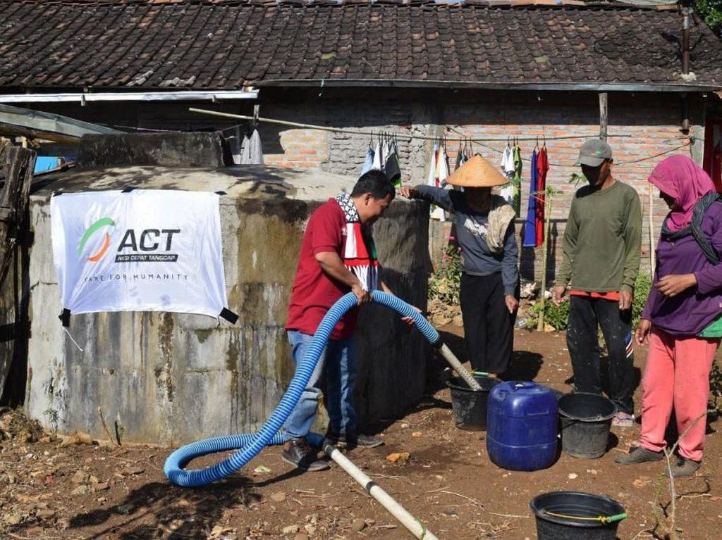 ACT Siap Pasok Air Bersih untuk Daerah Kekeringan di Jawa