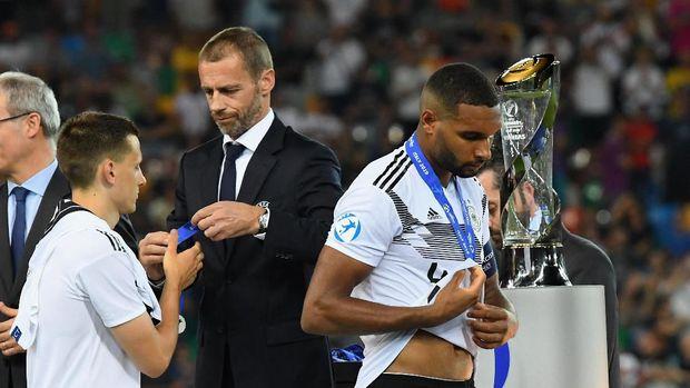 Tuntaskan Dendam ke Jerman, Spanyol Juara Piala Eropa U-21
