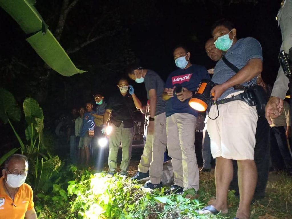 Mayat Wanita dalam Kardus Bikin Geger Warga Tabanan Bali