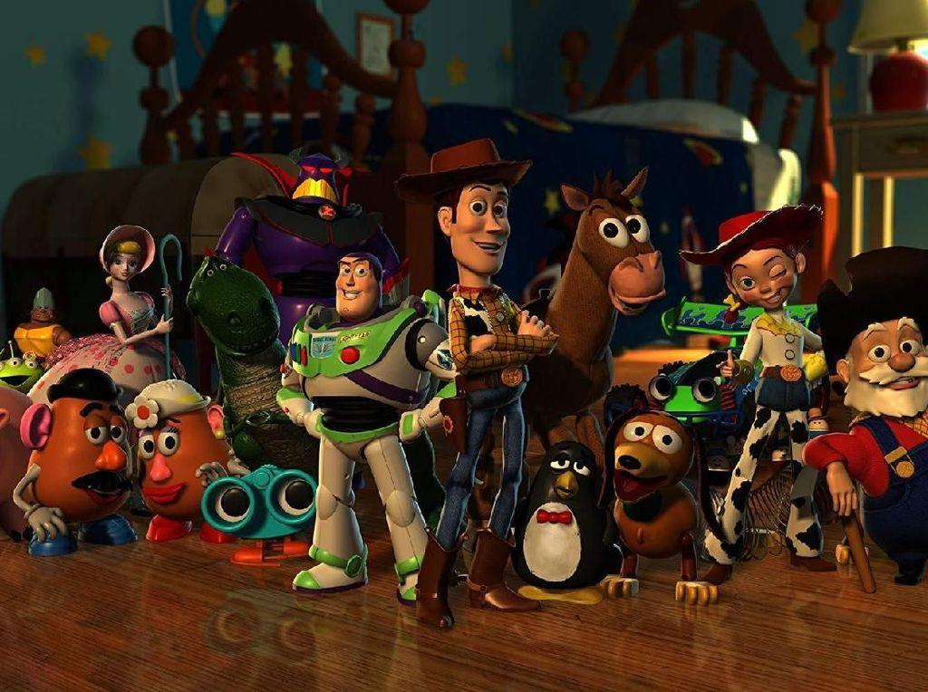 5 Hal di Balik Kisah Toy Story