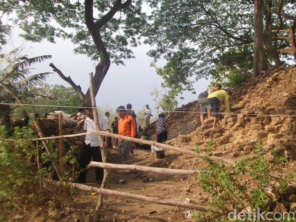 BPCB Trowulan akan Ekskavasi Tahap Tiga Situs Patakan Lamongan
