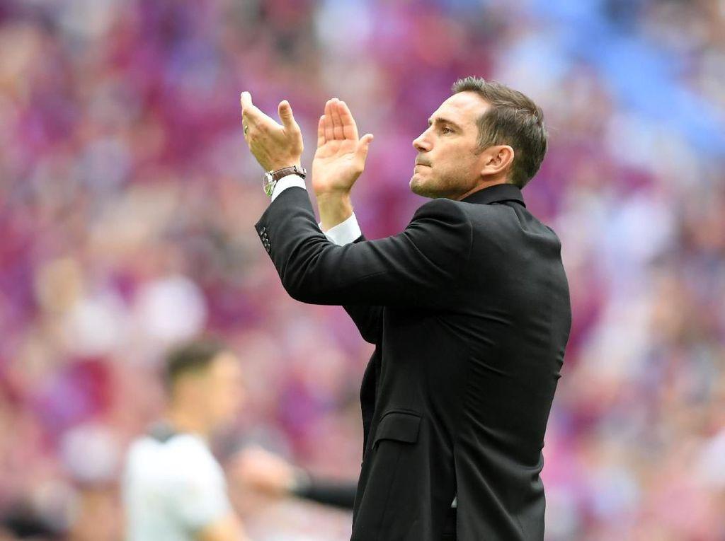 Absen Latihan Perdana Pramusim Derby, Lampard Selangkah ke Chelsea?