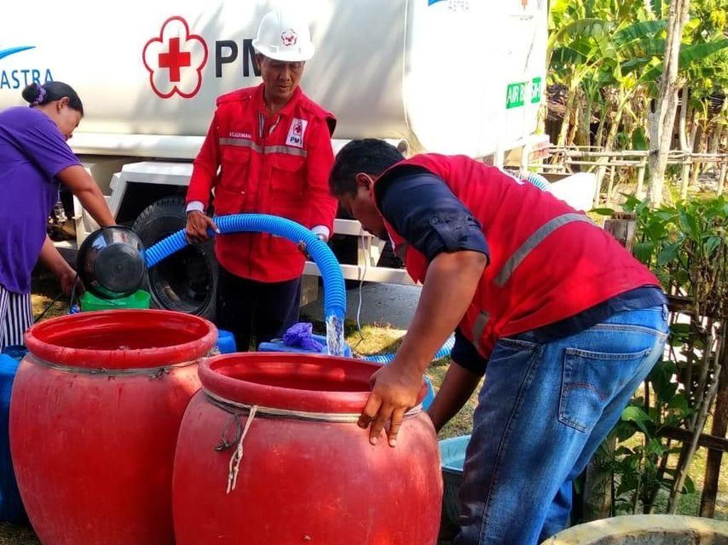 Menuju Akses Air Bersih Sepanjang Waktu