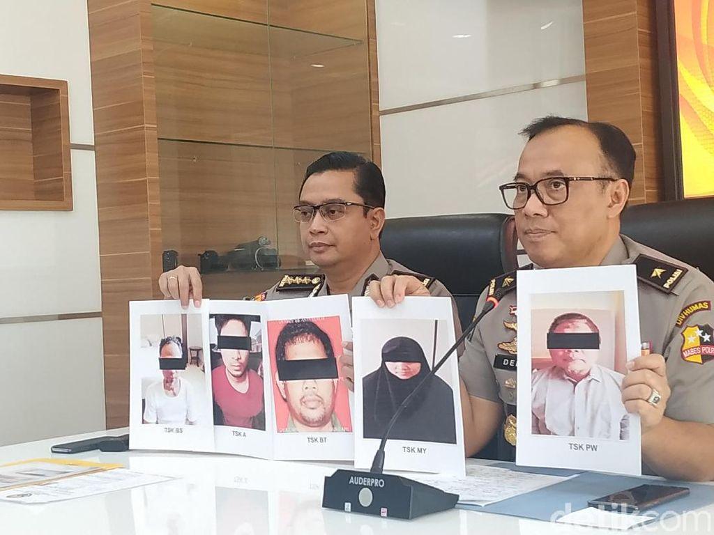 Densus 88 Bongkar Praktik Jamaah Islamiyah Pimpinan Para Wijayanto