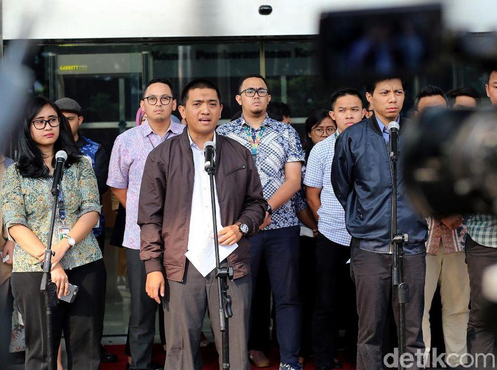 Wadah Pegawai Ikut Kawal Seleksi Pimpinan KPK