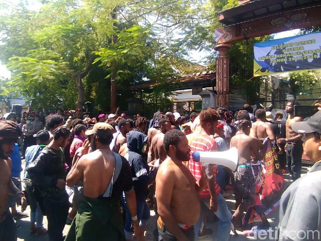 Polisi: Unjuk Rasa Aliansi Mahasiswa Papua Tak Kantongi Izin
