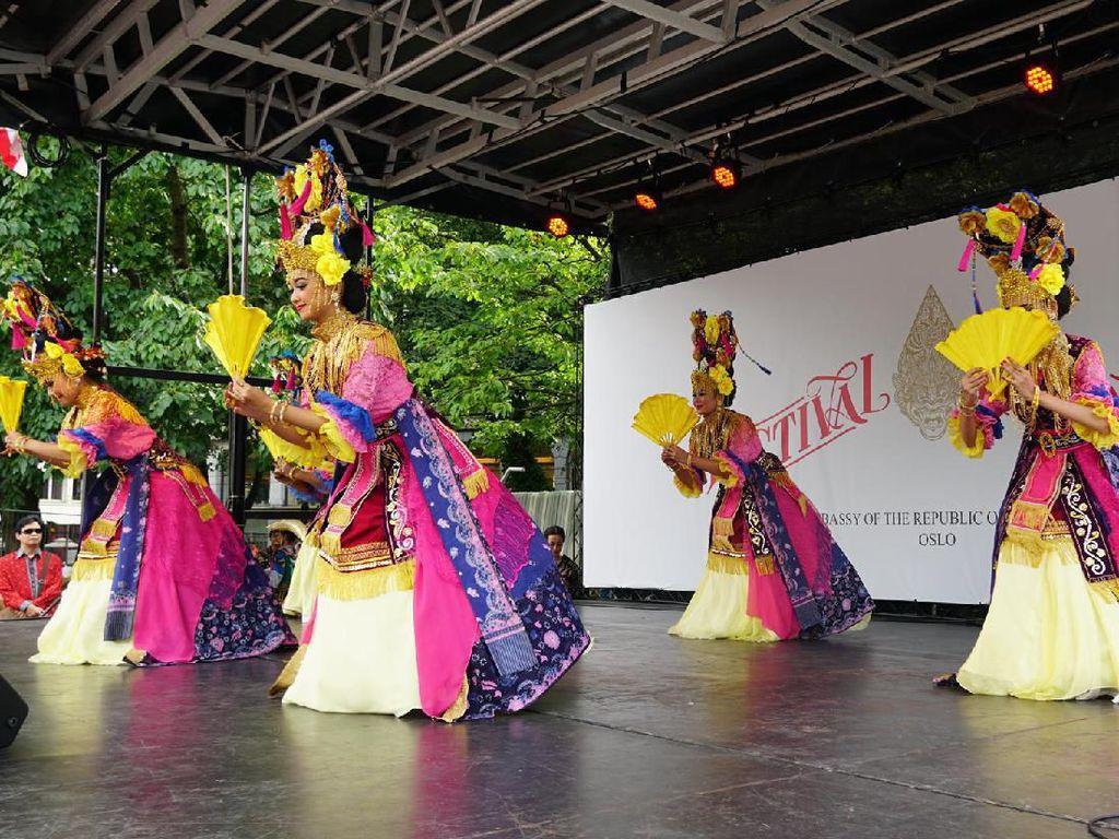Festival Indonesia Meriahkan Musim Panas di Oslo