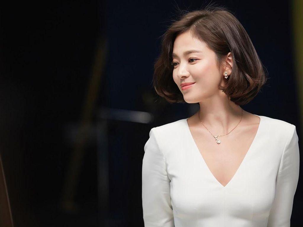 Song Hye Kyo Tuntut Penyebar Rumor Palsu soal Perceraiannya