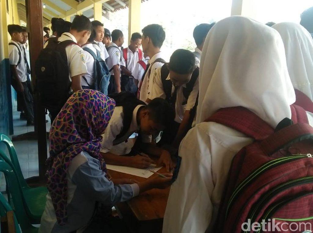 Ada Gangguan Jaringan Internet, PPDB SMK di Rembang Ini Diundur