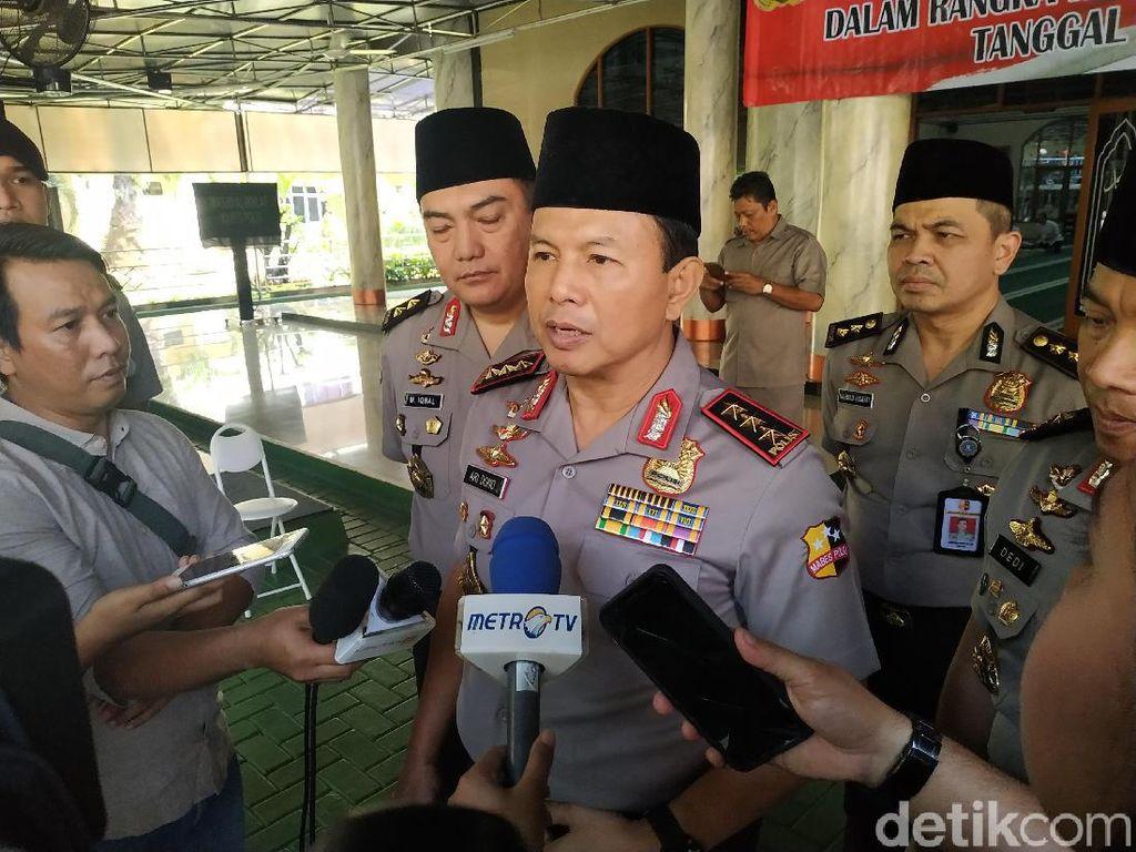 HUT Ke-73 Bhayangkara, Wakapolri: Semakin Solid dengan TNI-Masyarakat
