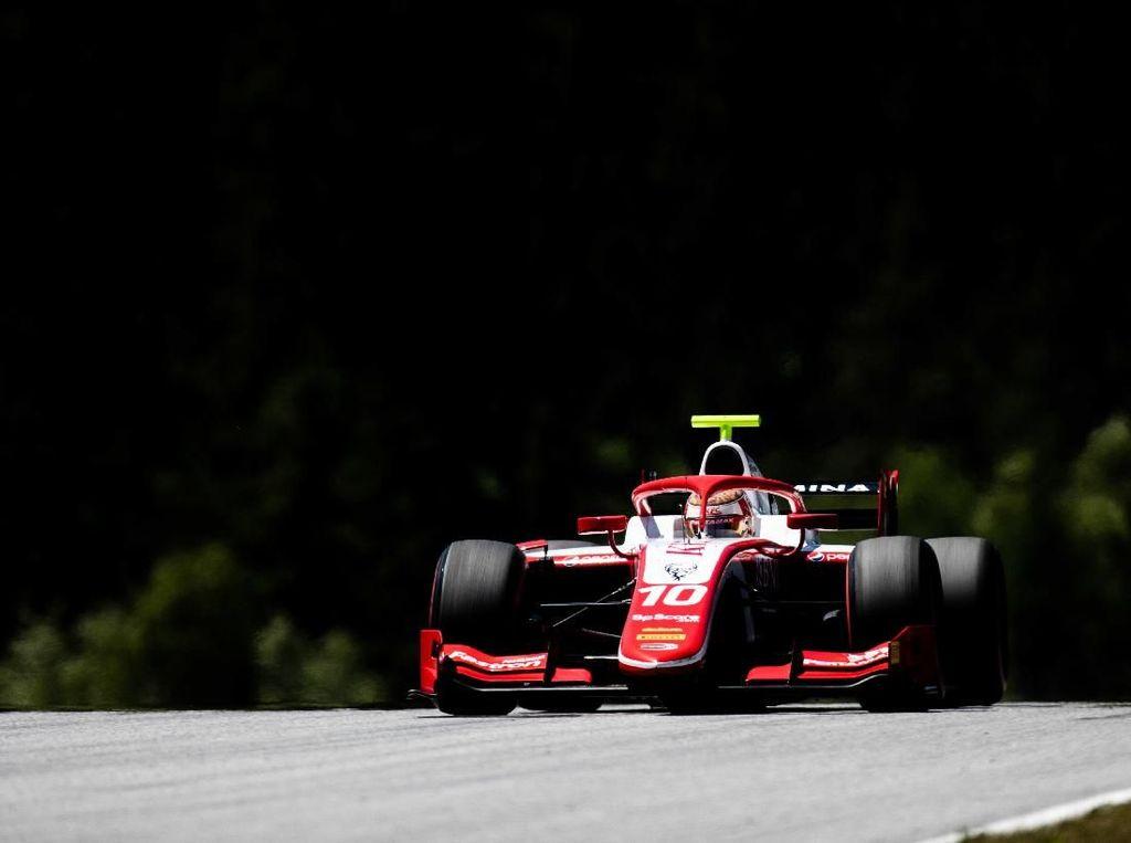 F2 Austria Selesai, Sean Lagi-Lagi Tanpa Poin