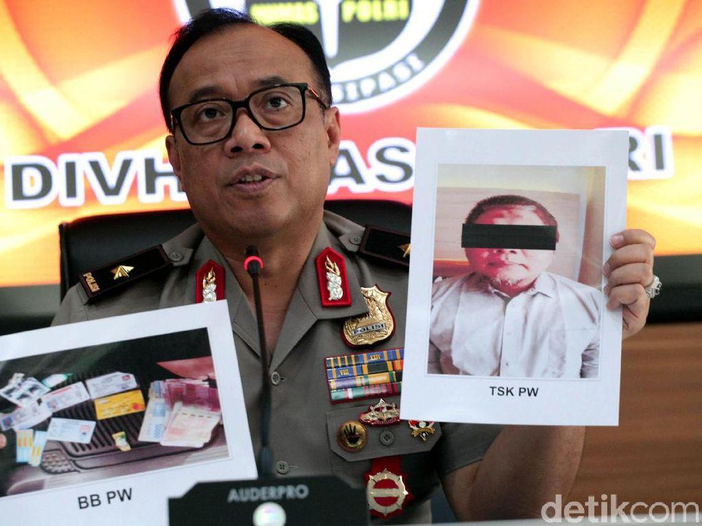 Polri: Terduga Teroris Magetan Bendahara Jamaah Islamiyah